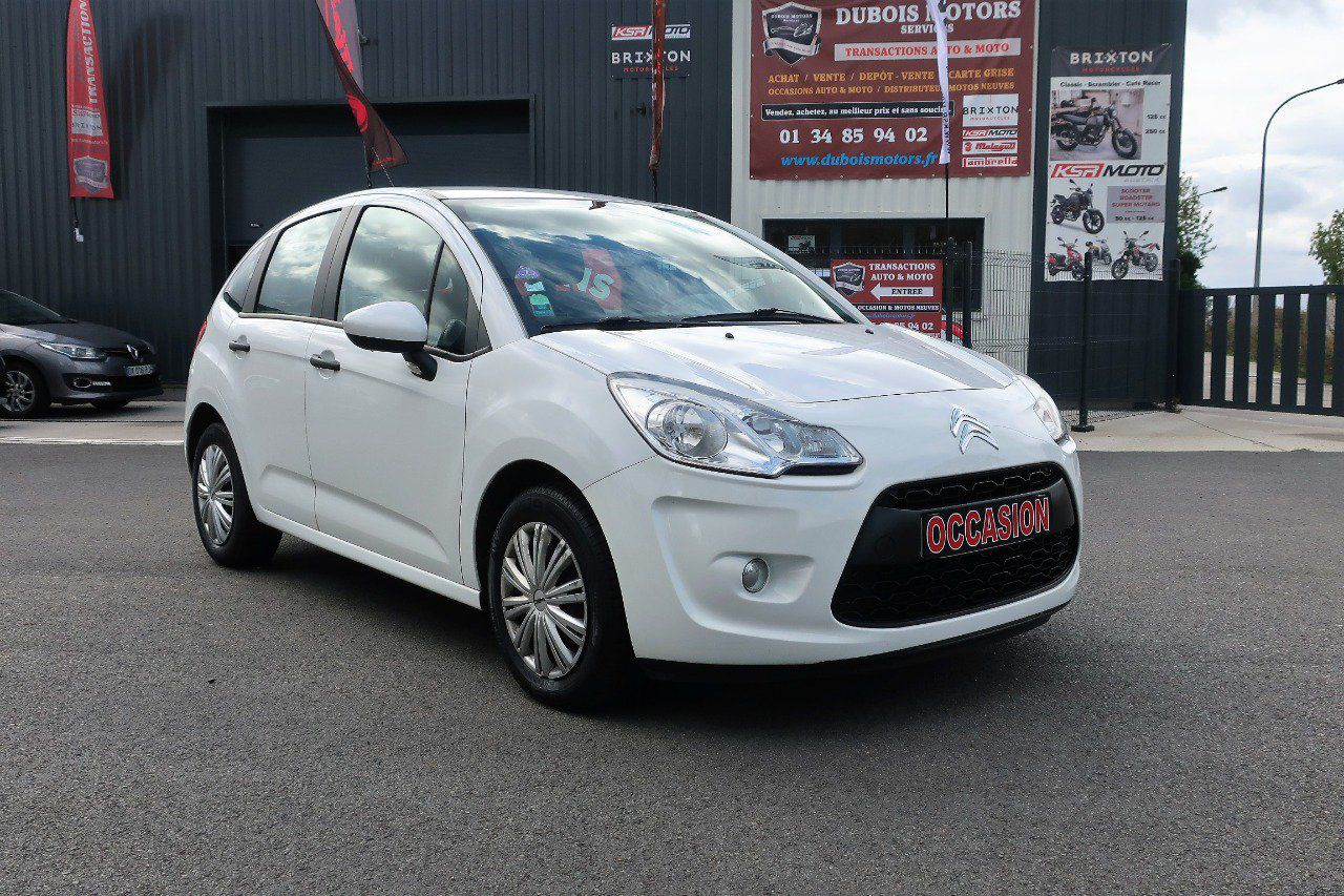CITROEN C3 1.1i ATTRACTION 5p