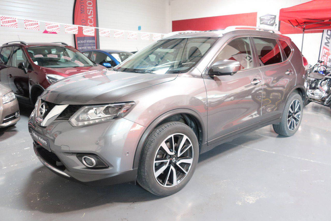 NISSAN X-TRAIL 1.6 DCI 130 Tekna 7 places