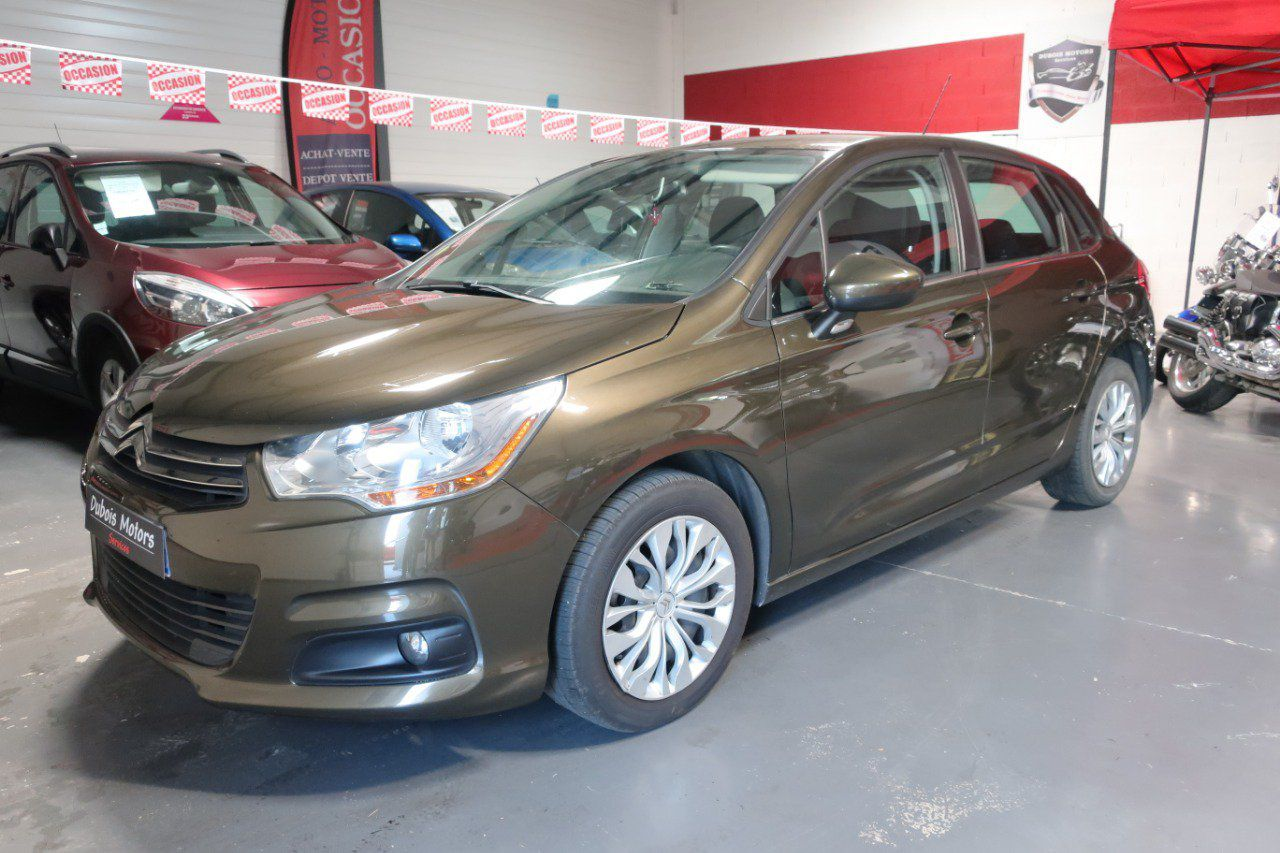 CITROEN C4 1.6 HDI 90 BUSINESS NAV