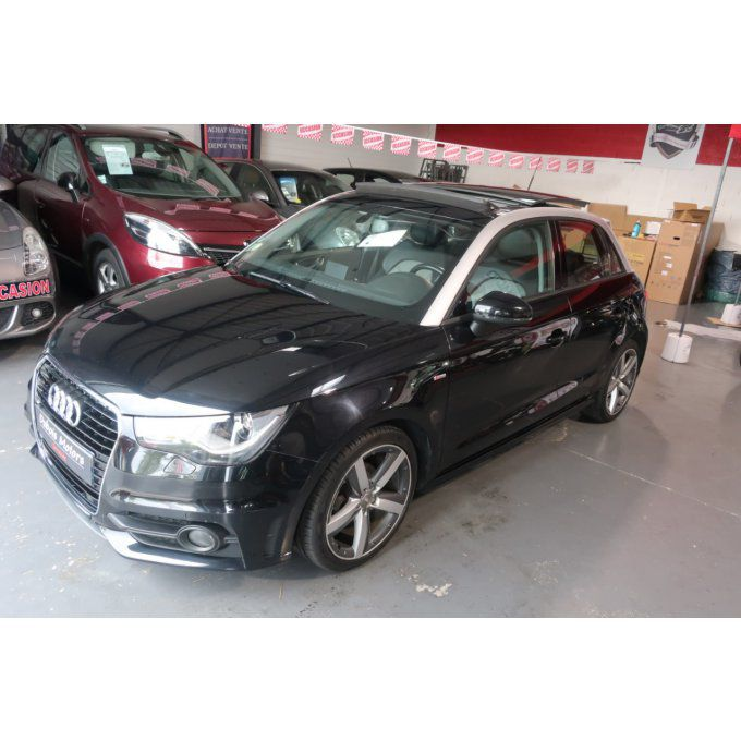 AUDI A1 1.6 TDI 90 Ambition Luxe S tronic