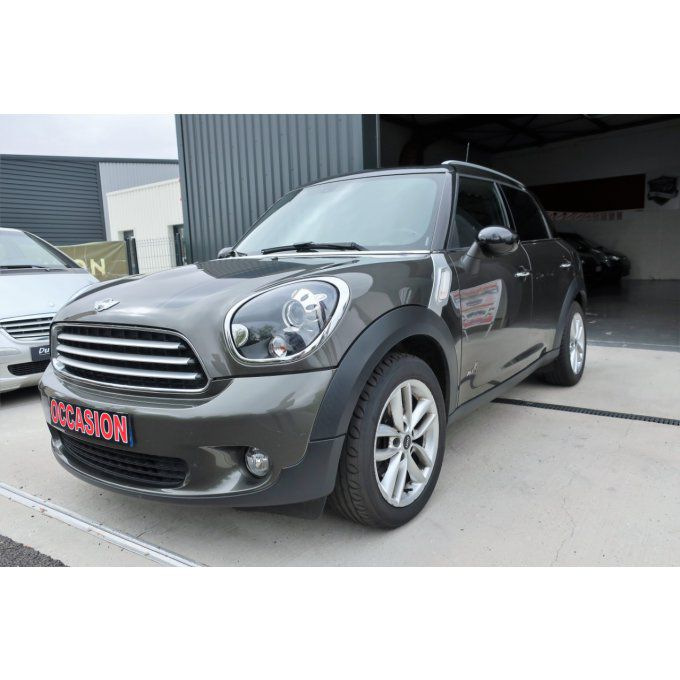 MINI Countryman D 112 ALL4 Cooper Red Hot Chili