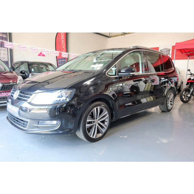 VW SHARAN TDi 177 Techno CARAT DSG6 - 7 Places