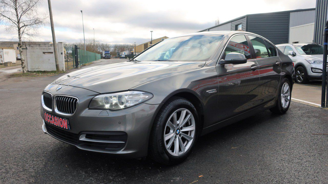 BMW SERIE 5 518d 150ch Business BVA