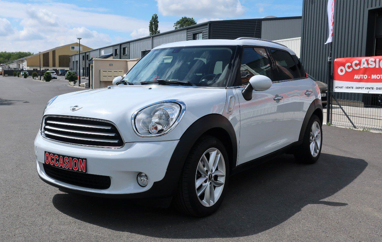 MINI Countryman D 112 Cooper Pack CHILI - A
